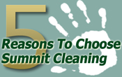5 Reasons to Call Summit Cleaning Services for Carson City Carpet Cleaning, North Lake Tahoe Carpet Cleaning, Reno Carpet Cleaning, Minden Carpet Cleaning and Gardnerville Carpet Cleaning